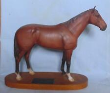BESWICK RACE HORSE NIJINSKY CONNOISSEUR HORSES