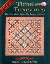 51 Quilting Patterns in Timeless Treasures Complete Book on Rotary Cutting VOL 1