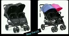 Double Prams with All Terrain