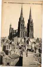 CPA  Clermont-Ferrand (P.-de-D.) - La Cathédrale   (221305)