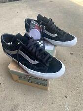 VANS X INDEPENDENT TRUCKS Black/ Silver Skate Shoe Size 13
