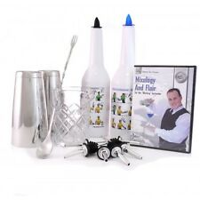 Mixology and Flair Bartending Kit with DVD (with Dean Serneels)