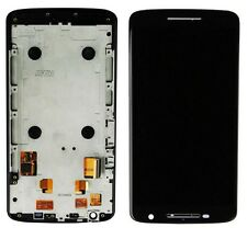 LIT For Motorola Droid Maxx 2 XT1565 Touch Screen LCD Digitizer Frame Assembly