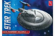 AMT [AMT] 1:1400 Star Trek USS Enterprise 1701-E Model Kit AMT853