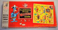 HUCKLEBERRY HOUND Western Board Game Vintage 1959 Milton Bradley Hanna-Barbera