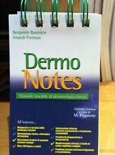 Dermo Notes Manuale Tascabile di Dermatologia Clinica