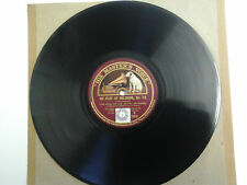 Band of Armed Royal Air Force GIOCHIAMO A SOLDATI. OP 73/RUSTICANELLA 78 RPM HMV