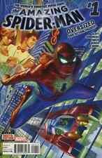 THE AMAZING SPIDER-MAN #1 OVERSIZED NM 2015 UNREAD MARVEL COMICS bin-2017-6766
