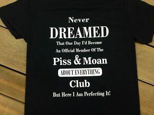 FUNNY T Shirts Funny T Shirts Retro T Shirts Never Dreamed T Shirt Tee Shirts