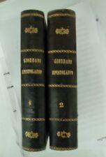 Epistolario di Pietro Giordani,Borroni e Scotti, Milano 1854,voll-I-II.