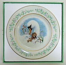 Avon Collectors Plate Gentle Moments Vintage with Original Box E. Wedgwood 1975