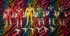 Bandai, 1993- Power Rangers Figures (Lot of 6)