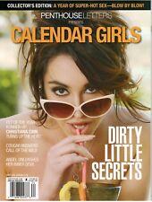 PENTHOUSE REVISTA CALENDARIO Girls Dirty Little Secret SPECIAL Número #74