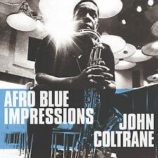 JOHN COLTRANE Afro Blue Impressions 2014 180g vinyl 2LP + MP3 SEALED/NEW