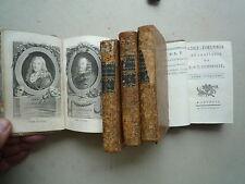 1783 CHEF D'OEUVRES DRAMATIQUES DE P ET T CORNEILLE EDITION DE CAZIN 5 VOL LONDR