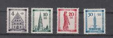 Baden ; Nr. 38-41 A, postfrisch