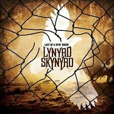 LYNYRD SKYNYRD - LAST OF A DYIN' BREED LIKE NEW CD