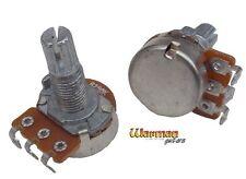 Potenciómetro Control Tono de Guitarra Eléctrica B250k, 2 tuercas de montaje y 1 Lavadora