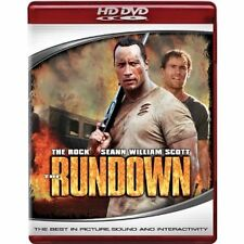 The Rundown (HD DVD, 2006) The Rock & Seann William Scott Brand New & Sealed