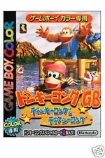 DONKY KONG GB Nintendo Game Boy GB color Import Japan DONKEY