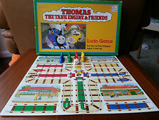 VINTAGE THOMAS THE TANK ENGINE Ludo Gioco Paul Lamond Games 1994
