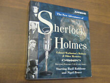 The New Adventures of Sherlock Holmes : Colonel Warburton's Madness and Other...