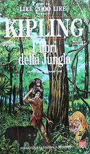 I LIBRI DELLA JUNGLA - Kipling [Libro, Biblioteca economica Newton]