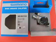 Br-m416a BREMSSATTEL freno de disco mecánico VR Disc Brake caliper Front nuevo