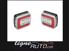 Feu remorque arriere droit + gauche LED 5 fonctions auto voiture caravane 12V
