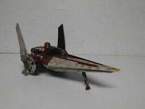 star wars v-wing fighter