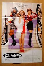 Filmplakat - CLUELESS Alicia Silverstone, Stacey Dash