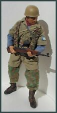 DID DRAGON Custom 1/6 German WWII Feldhose and ammo bandolier in Italian camo