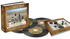 CROSBY, STILLS, NASH & YOUNG, CSNY 1974, 3 CD + 1 DVD-V DIGIPACK SET (NEW)