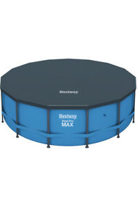 BESTWAY Swimming Pool COVER  14 ft , 457cm for Steel Pro & Steel Pro Max Pools
