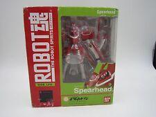 Eureka Seven 7 Side LFO Robot Spirits 060 Spearhead Ray Custom Figure Bandai