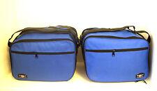 Bmw R1200rt Alforja Forro Bolsas Expandible Color Azul