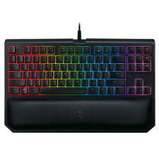 Razer Blackwidow Chroma V2 Tournament Mechanical Gaming Keyboard Yellow Switch