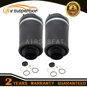 2X Front Air Suspension Spring For Benz ML GL Class X164 W164 ML280  GL320 GL350