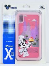 Disney 2019 Epcot Food & Wine Festival Chef Minnie Pink Apple Iphone XR Case NEW