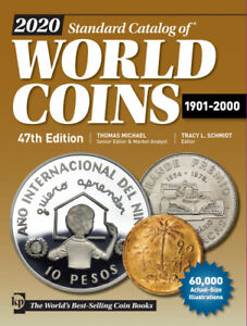 2020 Standard Catalog of World Coins, 1901-2000 by Thomas Michael