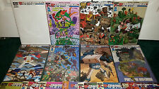 Transformers Vs. G.I. Joe IDW #1-9 With Sub Covers #1 Blank Variant Cover 2014
