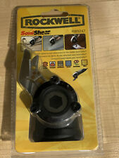 Rockwell Sonishear High speed Scissor Attachment RW9247 for Sonicrafter
