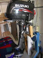 Aussenborder SUZUKI df4/6 anno 2011 circa 90 ore di funzionamento USATO