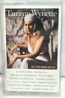 Tammy Wynette Remembered Cassette Tape