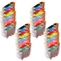 32 PK Replacement Ink Set Red & Green for Canon CLI-8 Pixma Pro9000 Mark II