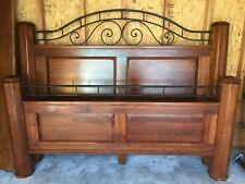 BOB TIMBERLAKE SOLID CHERRY KING TIMBERLAKE BED MADE in USA  BY LEXINGTON 833154