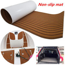 Marine EVA Foam Teak Decking Sheet Boat Flooring Yacht Area Rug Carpet