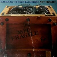 Bachman-Turner Overdrive (BTO) ‎– Not Fragile: Mercury 1974 (Classic Rock)