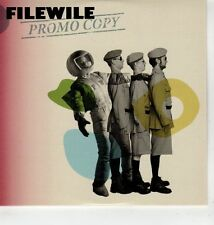 (GT872) Filewile, Number One Kid / Radio Tower - 2009 DJ CD