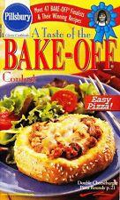 Pillsbury Classic Cookbooks Taste Of Bake Off Contest MAR March 2001 #241 93 Pgs